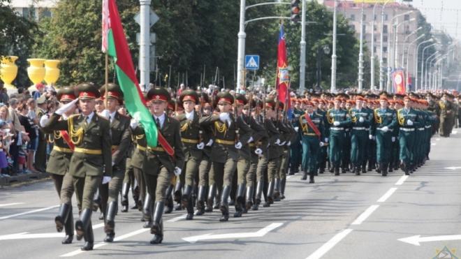Ленинградская область поздравила Белоруссию со 165-летием пожарной службы