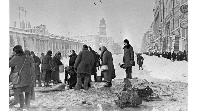 В Петербурге презентовали книгу о погибших в годы войны писателях