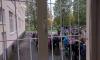 Гимназию в Невском районе эвакуируют из-за анонимного звонка