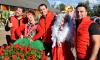 На выборгском Южном рынке прошла традиционная сельскохозяйственная ярмарка