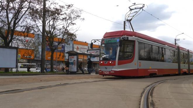 Закрытие трамвайного движения по проспекту Солидарности продлевается до 7 декабря
