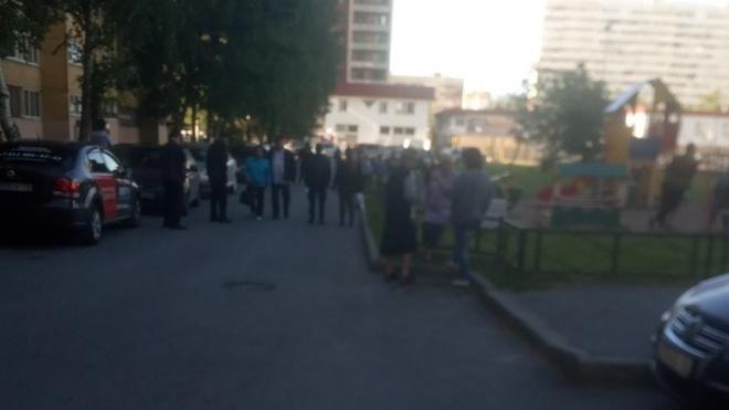 """Автором """"бомбы"""" на проспекте Кузнецова оказался школьник"""