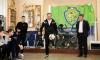 Кутепов и Кержаков вручили детям билеты на Кубок Конфедераций
