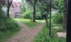 Забор в Приморске оставил посетителей парка без туалета