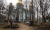 В Никольском саду высадили новые деревья взамен умерших вязов
