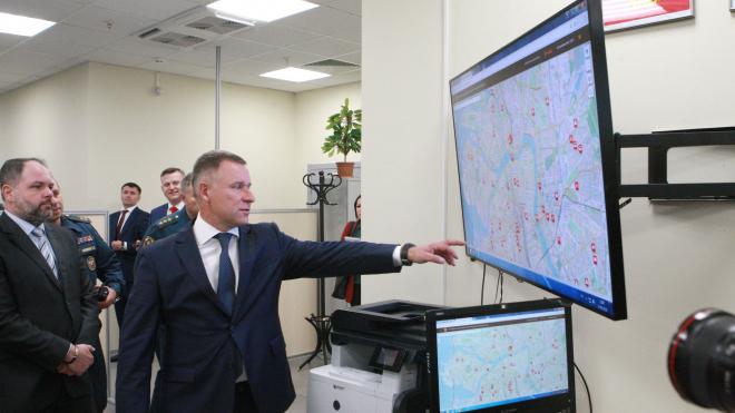 Георгий Полтавченко назвалПетербургсамымбезопасным городомРоссии
