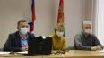 Улицы Выборгского района обрабатывает спецтехника
