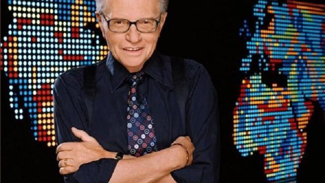В 87 лет умер американский телеведущий Ларри Кинг