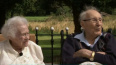 Пара из Великобритании отпраздновала 80-летнюю годовщину ...