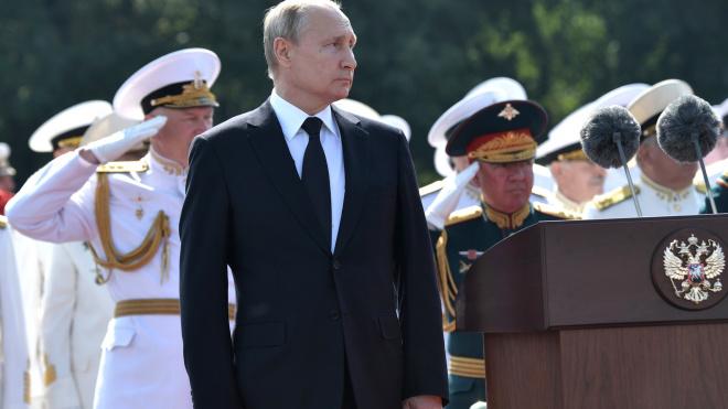 Путин поручил модернизировать аэродром Левашово до 2022 года