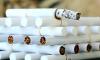 Пятеро грабителей вынесли из петербургского магазина сигареты на сумму полмиллиона рублей