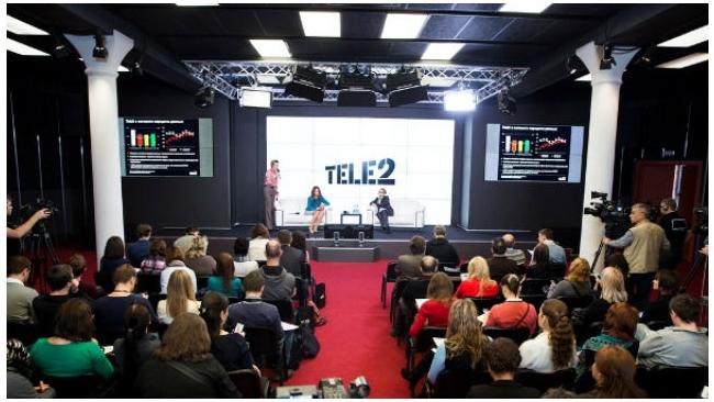 Сотовый оператор Tele 2 запустил первую сеть 3G в Петербурге