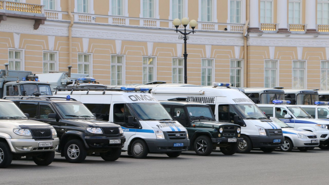 В Петербурге 1 сентября около 300 сотрудников Росгвардии обеспечат порядок и безопасность
