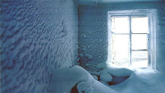 В Московском районе шесть домов остались без тепла
