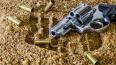 У пьяного жителя Приморского района изъяли револьвер ...