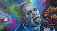 В Петербурге появится граффити покойного вокалиста ...