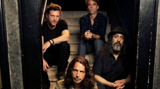 Soundgarden выложили новый альбом в сеть