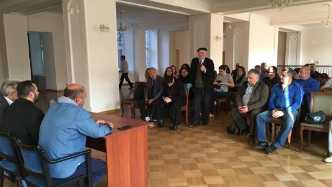 Петербургские армяне намерены принять детей из Нагорного Карабаха