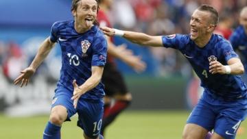 Хорваты победили турков