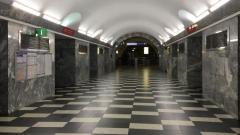"""Станция """"Чернышевская"""" в Петербурге будет закрыта на время реконструкции наклонного хода"""