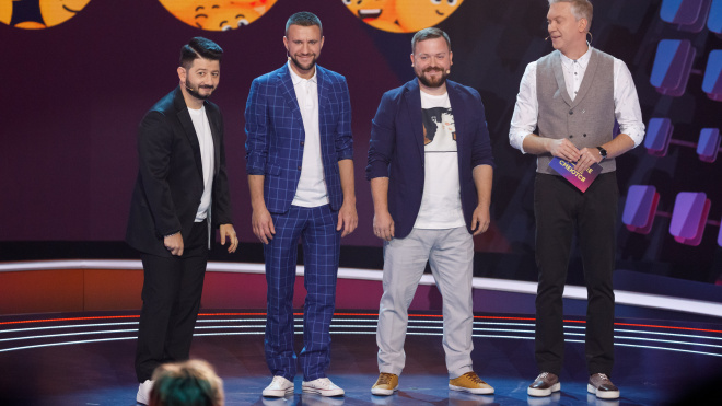 Петербуржцы приняли участие в новом комедийного шоу со Светлаковым и Галустяном