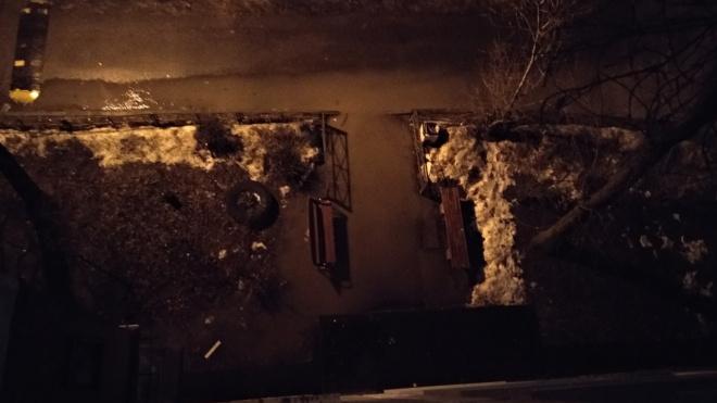 Ночью горячей водой затопило подъезды домов на Маршала Жукова