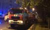 У академии следственного комитета в Петербурге ночью тушили пожар
