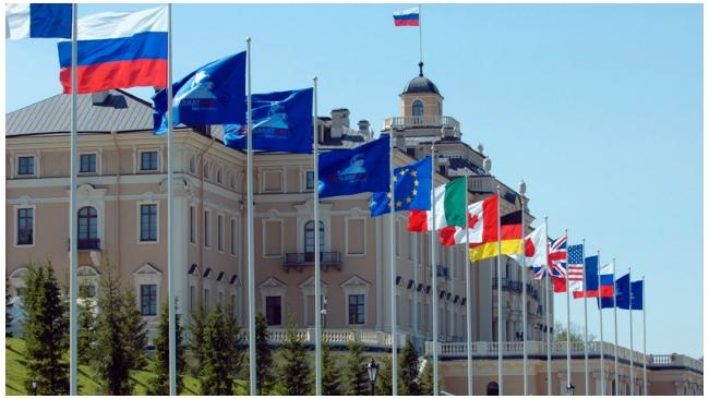 Константиновский дворец станет центральной точкой G20