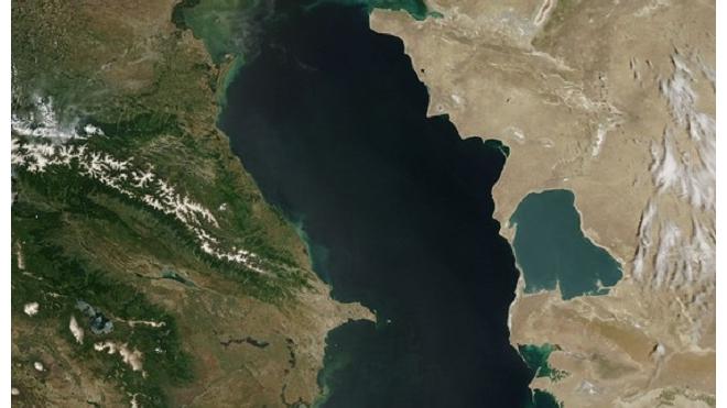 Каспийское море осушится через 75 лет