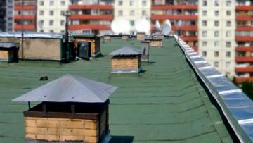 Жилищный комитет проинспектировал ремонт крыш в Красногвардейском районе