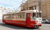 Трамвай № 3 будет следовать по Литейному мосту
