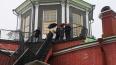 Западный атмосферный фронт принесет в Петербург дожди