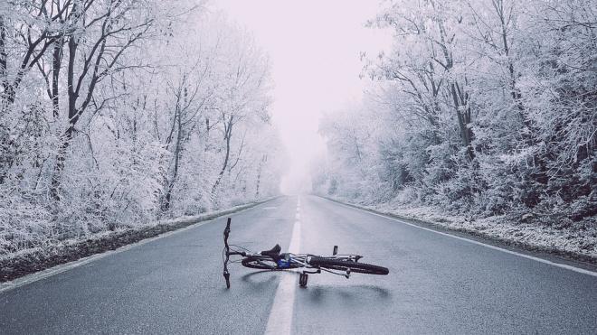 Петербург полностью готов к зимнему велосезону