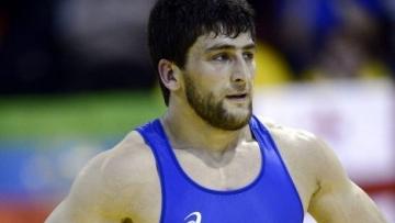 Российский борец вольного стиля Аниуар Гедуев гарантировал России медаль Олимпийский игр