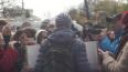 Вместа шествия - пикеты: протест на Малой Садовой