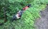 В Ленобласти на полной скорости столкнулись два мотоциклиста: один сломал другому руку