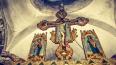 В Ленобласти верующим выдают православные светоотражател...