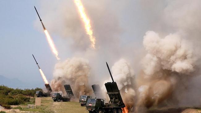 За месяц Южная Корея осуществила запуск 6 ракет из КНДР