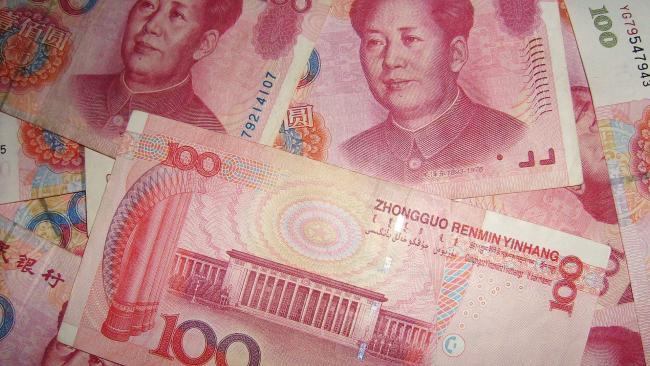 ВВП Китая в первом квартале вырос на 18% в годовом выражении