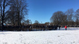 Нескольких участников марша памяти Бориса Немцова ...
