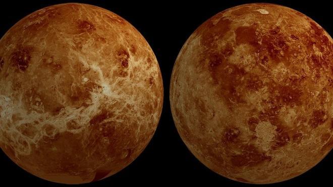 NASA не заметило признаки жизни на Венере 42 года назад