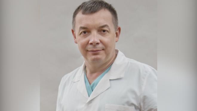 Главврач петербургского Госпиталя для ветеранов войн заболел коронавирусом