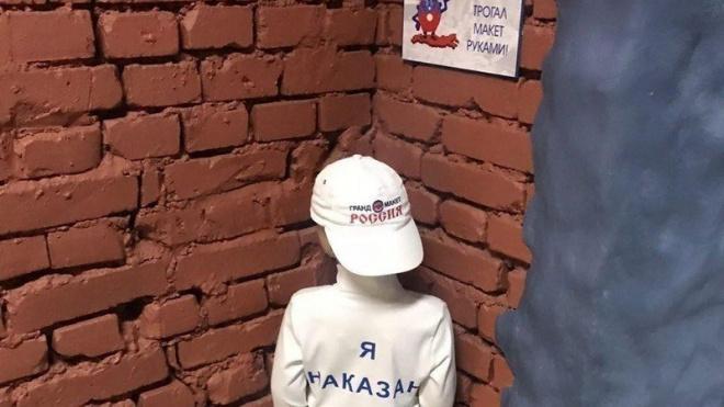 Петербурженка пожаловалась Агапитовой на арт-объект в музее