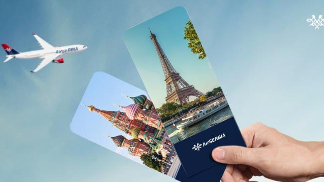 Из-за пандемии Air Serbia отложила возобновление полетов в Москву на 1 сентября