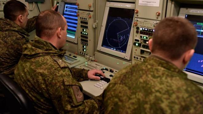 В Ленобласти состоялись учения военно-воздушных сил ЗВО