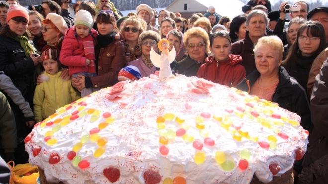 Ко дню рождения Фрунзенского района кондитеры испекут вкусный сюрприз