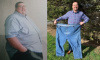Вопрос семилетнего внука заставил похудеть дедушку на 150 кг
