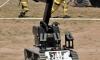 Пожар на месте взрыва арсенала в Удмуртии тушат роботы МЧС