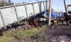 В Киселевске при столкновении двух поездов погибли люди