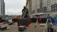 На Дальневосточном проспекте установили памятник Даниилу...